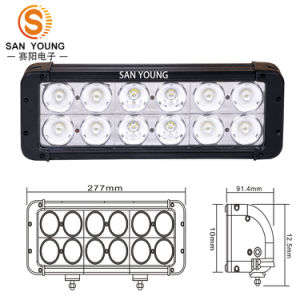 120W 4X4 CREE LED Car Light, off Road, Auto LED Light Bar LED Driving pictures & photos