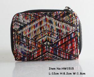 2018 Fashion Women Cotton Wallet (HW1515) pictures & photos