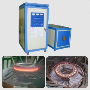 Medium Frequency 200kw Induction Gear Heating Hardening Equipment pictures & photos