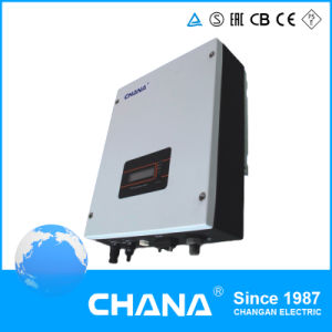VDE and TUV Approval Solar System Grid Tie Inverter pictures & photos