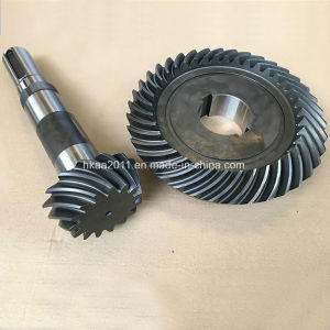 Custom Machined Small Steel Motor Starter Pinion Gear pictures & photos
