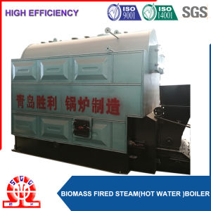 Good After-Sale Service Chain Grate Rice Husk Steam Boiler pictures & photos