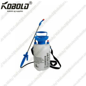 Ce Certificated 5L Garden Manual Sprayer Pressure Sprayer pictures & photos