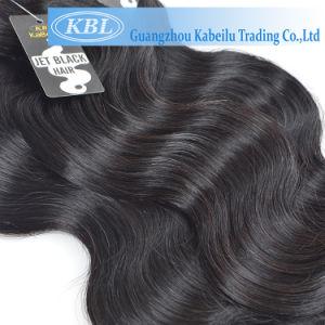 Brazilian Hot Sale Hair, Jet Black Hair pictures & photos