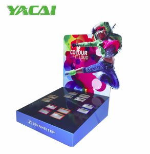 Retail Cardboard Contertop Display, Pop Display, PDQ Desktop Display pictures & photos