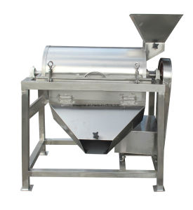 Good Price Stainless Steel Single Channel Fruit & Vegetable Pulper pictures & photos
