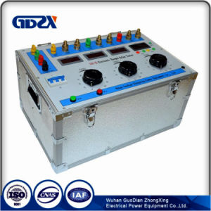 Electronic Thermal Relay Calibrator Trip-phase Thermal Reply Protection Tester pictures & photos
