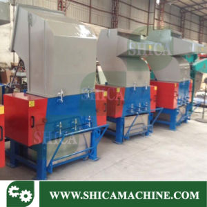 Shica Plastic Crusher with Side Input for HDPE and Pipe pictures & photos