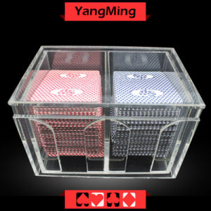 Baccarat Discard Poker Holder Box (YM-DH01) pictures & photos