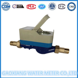 Gaoxiang Brand IC Card Prepaid Horizontal Water Meter pictures & photos
