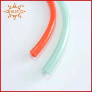 High Temprature White Thin Silicon Rubber Tube pictures & photos