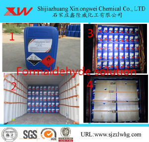 Formaldehyde Solution in 1000 Litre IBC Drum pictures & photos