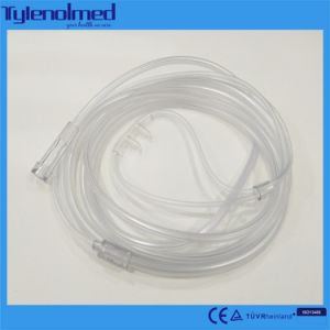 PVC Nasal Oxygen Cannula for Hospital Usage pictures & photos
