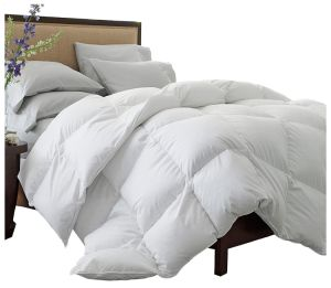 Solid Color Goose Down Comforter /Down Feather Duvet pictures & photos