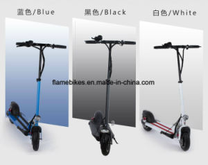 400W Aluminum Electric Bike with Seat pictures & photos
