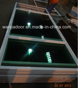 Wanjia Quality Aluminum Glass Window (WJ-ALUW24)