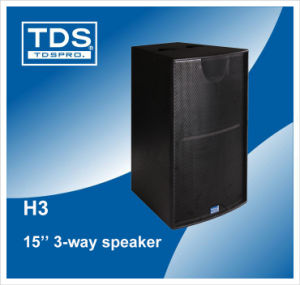 Outdoor Speaker Cabinet H3 pictures & photos