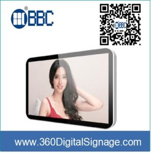 55′′ Indoor 3G/WiFi Network Digital Dynamic Signage for Advertising with Samsung HD TFT LCD Panel (BBC-W55P-D-450-S-NE)