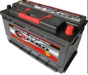 Storage Battery DIN85 12V85ah pictures & photos