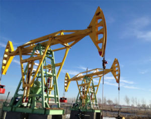 API Standard Oilfield Beam Pumping Unit pictures & photos