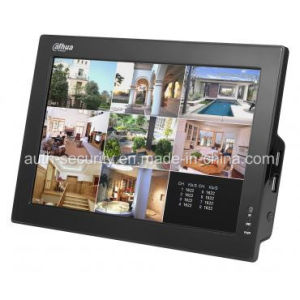 "4/8 Channel 10"" LCD Combo Standalone DVR"