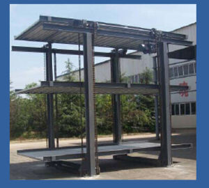 Pit Type Parking System for 3 Cars with CE pictures & photos