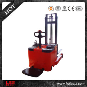 Electric Reach Truck Forklift