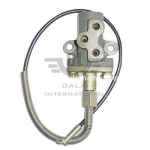 Auxiliary Gearbox Control Valve with Cable for Kamaz pictures & photos