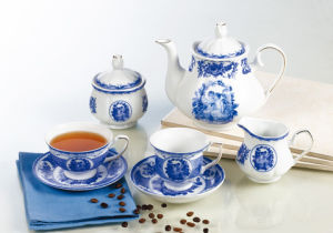 Porcelain Tea Set (HWT90014)