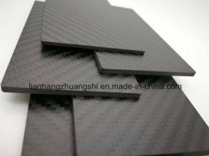 Carbon Fiber Sheet Folha De Fibra De Carbono pictures & photos