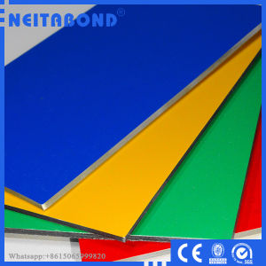 ACP with PVDF Coating for Exterior Building Decoration Material pictures & photos