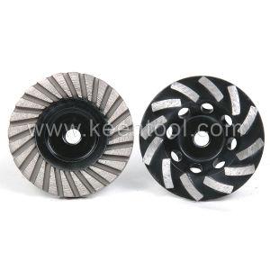Diamond Cup Wheel (Turbo) pictures & photos