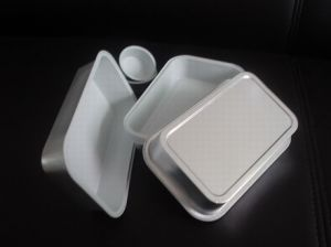 Airline Aluminium Foil Container Mould pictures & photos