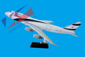 Aircraft Model (B747-200-F-ISREAL-CARGO) pictures & photos