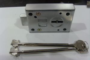 Swing Bolt Lock with Keys (SJ470-6) pictures & photos