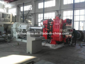 Pin-barrel cold feeding rubber extrusion machine pictures & photos