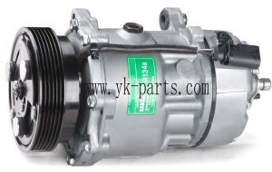 Auto AC Compressor (7V16) for Vw Golf Passat pictures & photos