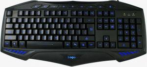 Multimedia Gaming Keyboard (JNP-K5988H)