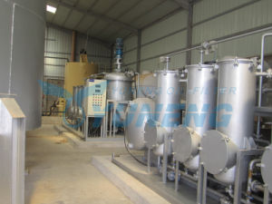 Yuneng Tracks Tire Oil Reconditioned Unit pictures & photos