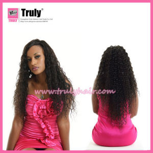 "Deep Curl, Brazilian Hair Weft/Weaving (TR-6BDC-24"")"