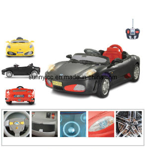 RC Children Electrical Ride-on Car (SI6838)