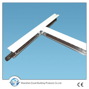 CE Approved Groove Ceiling Grid