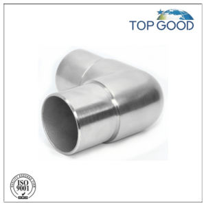 Stainless Steel Handrail 90 Degree Corner Tube Connector pictures & photos