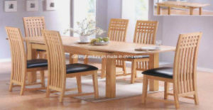 Oak Dining Table Set (ODT001)