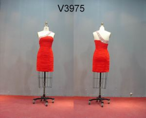 Short Dress (V3975)