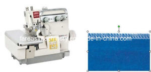 Super High-Speed Overlock Industrial Sewing Machine (OD800-3) pictures & photos