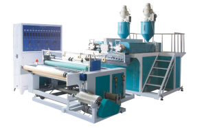 SLW Series Plastic Two-Layer Stretch Film and Cling Film Production Line