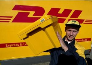 DHL Express to Australian