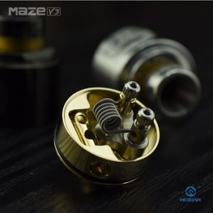 2017 Hcigar New Atomizer Hcigar Maze V3 Rda with Factory Price pictures & photos