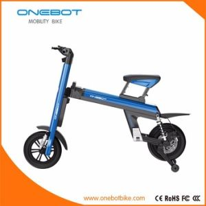 Mountain Bicycle Electric Folding Bike with Panasonic Lithium-Ion Battery pictures & photos
